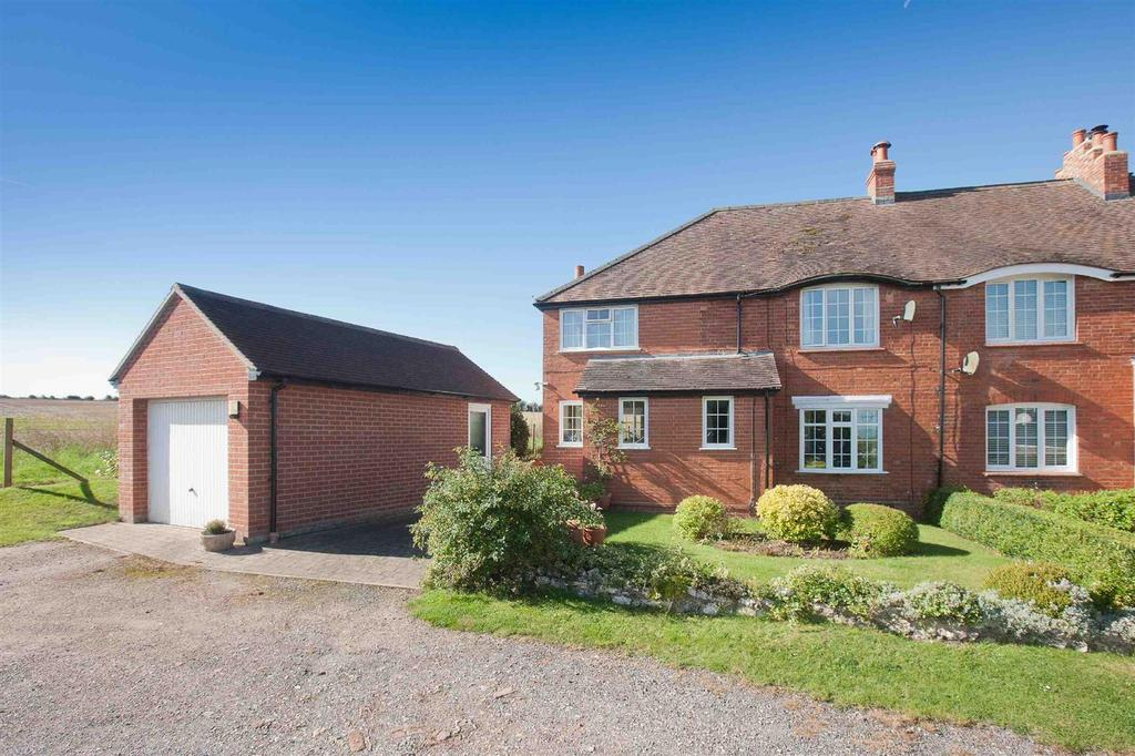 3 Bedrooms Semi Detached House for sale in Druids Lodge