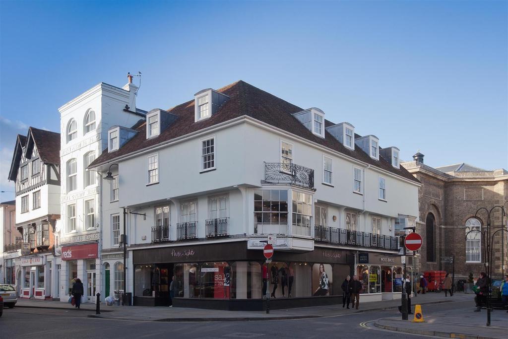 2 Bedrooms Flat for sale in Queens Street, Salisbury