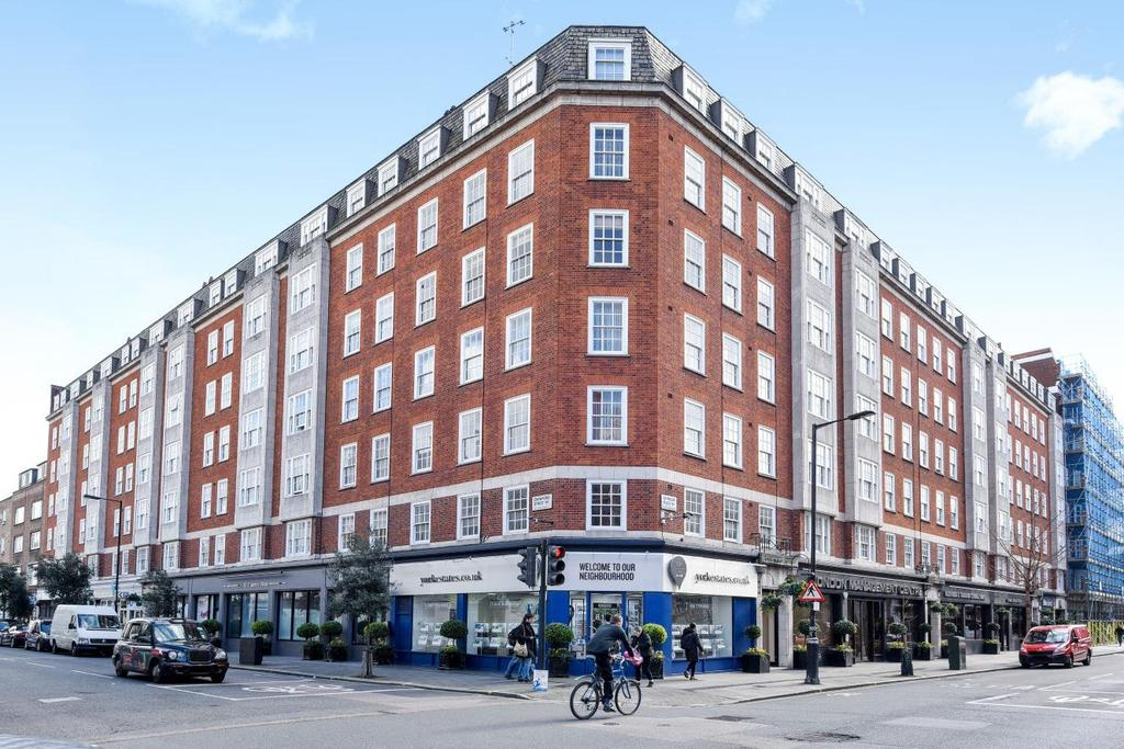 2 Bedrooms Flat for sale in Seymour Place, Marylebone, W1H