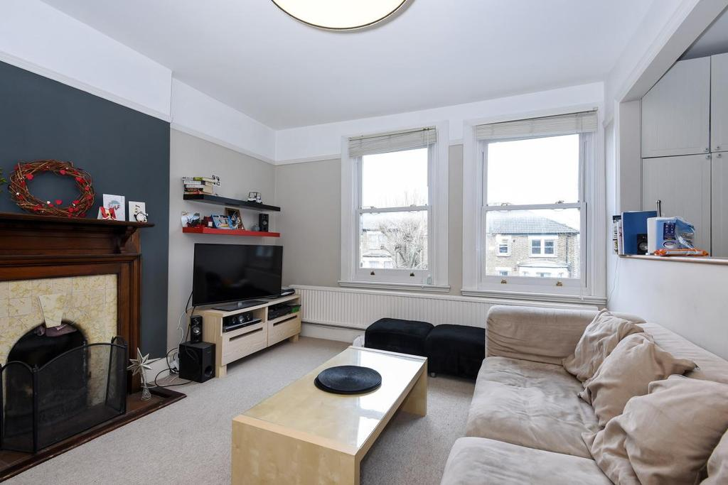 2 Bedrooms Flat for sale in Fordwych Road, West Hampstead, NW2