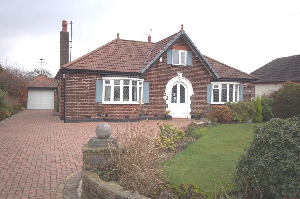 2 Bedrooms Detached Bungalow for sale in Styal Road, Gatley, Cheadle, Cheshire SK8