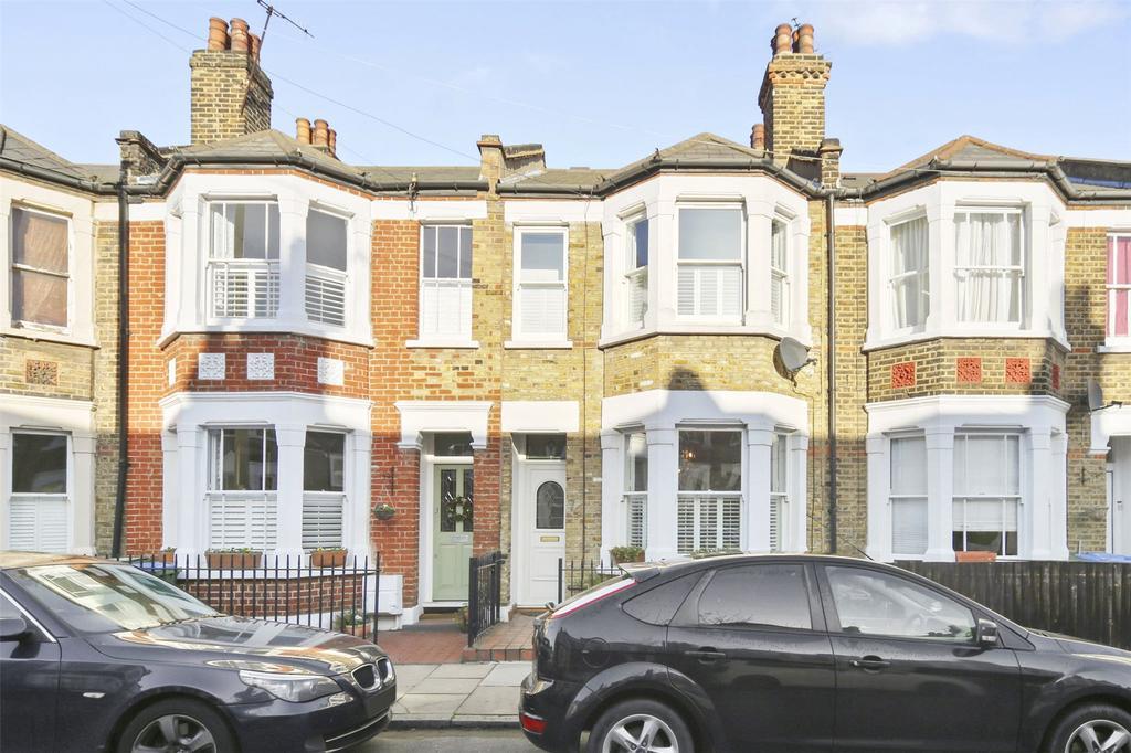 3 Bedrooms Terraced House for sale in Azof Street, Greenwich, London