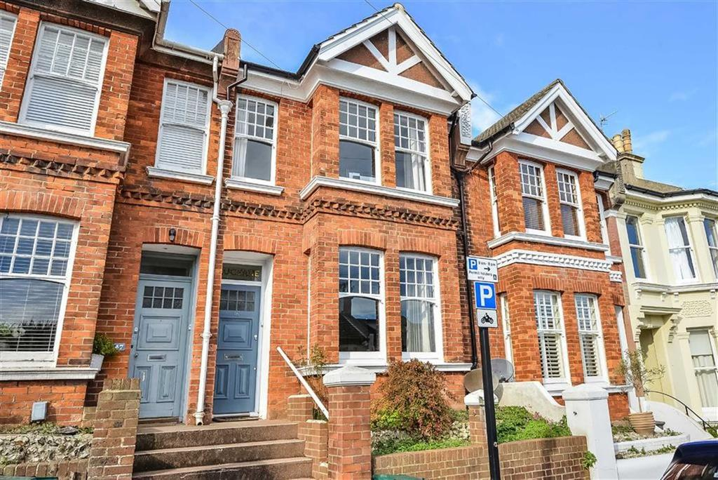 3 Bedrooms Terraced House for sale in Hampstead Road, Brighton, East Sussex