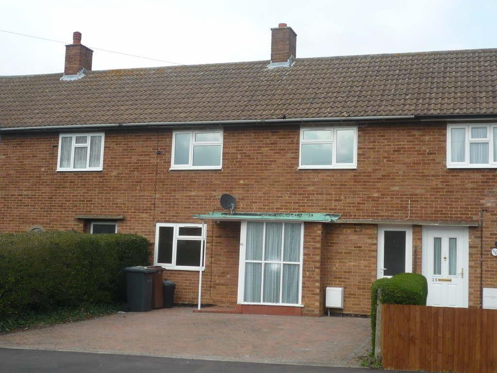 3 Bedrooms Terraced House for sale in Crossleys, Letchworth