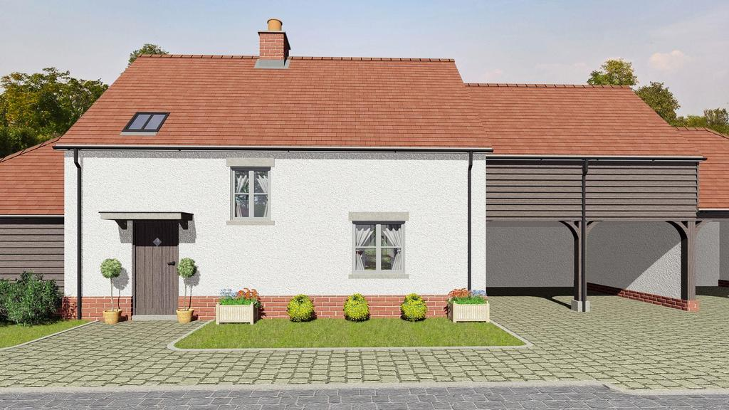 4 Bedrooms Detached House for sale in Warminster