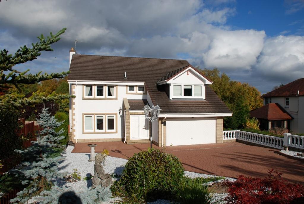 5 Bedrooms Detached Villa House for sale in Lynton Lodge, 6A Lynton Avenue, Lower Whitecraigs, G46 7JP