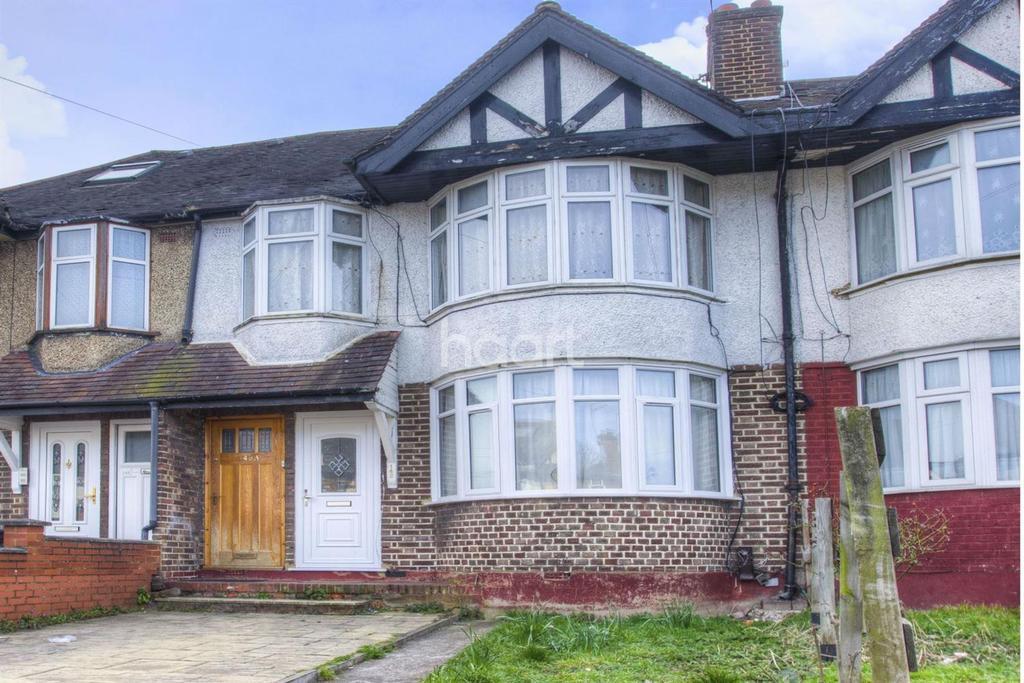 2 Bedrooms Maisonette Flat for sale in Braemar Avenue, London