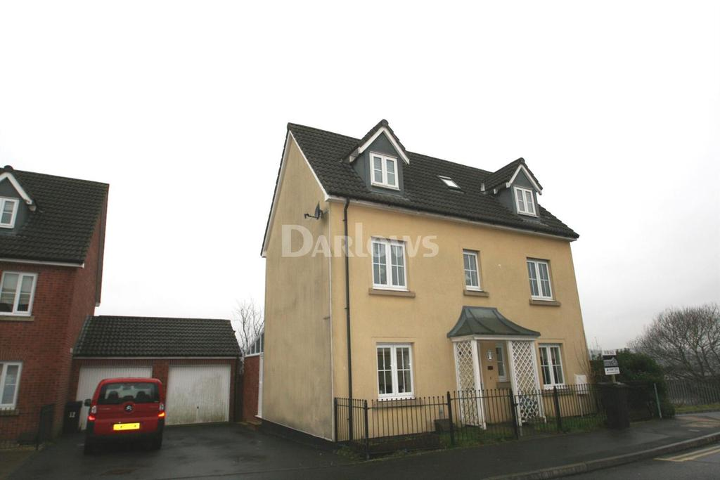 4 Bedrooms Detached House for sale in Blaeunau'r Cwm, Merthyr Tydfil