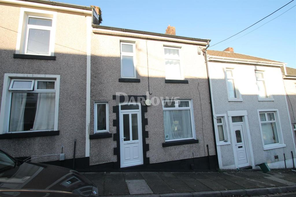 4 Bedrooms Terraced House for sale in Birchwood Avenue, Treforest