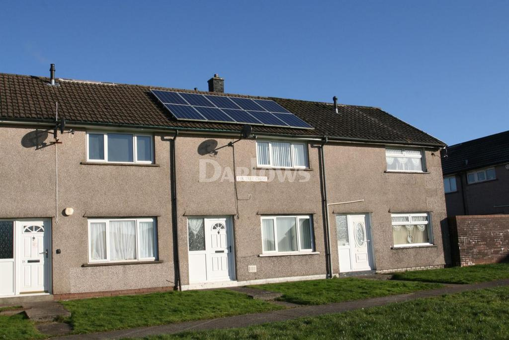 2 Bedrooms Terraced House for sale in Fir Tree Close, Merthyr Tydfil