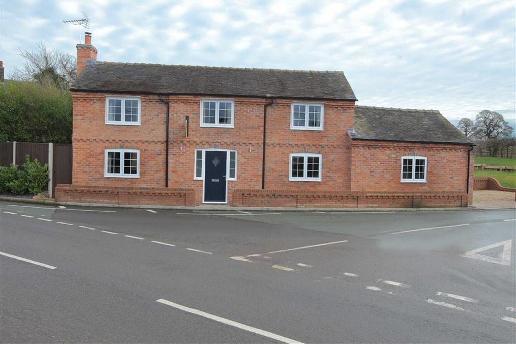 4 Bedrooms Detached House for sale in Green Lane, Audlem
