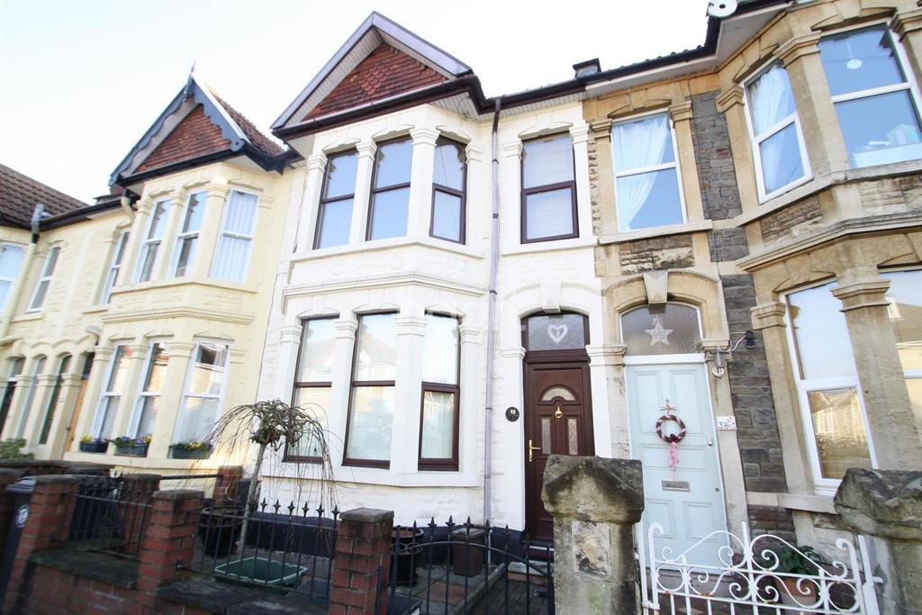 3 Bedrooms Terraced House for sale in Lodore Road