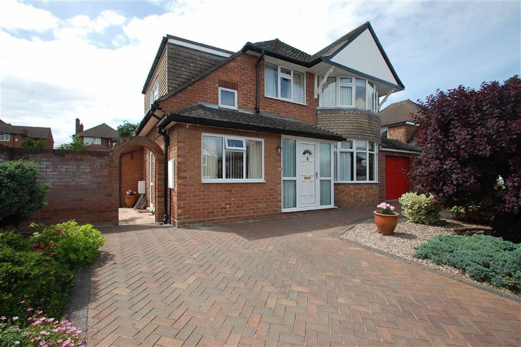 4 Bedrooms Detached House for sale in Ellesmere Drive, Off Ellesmere Road, Shrewsbury