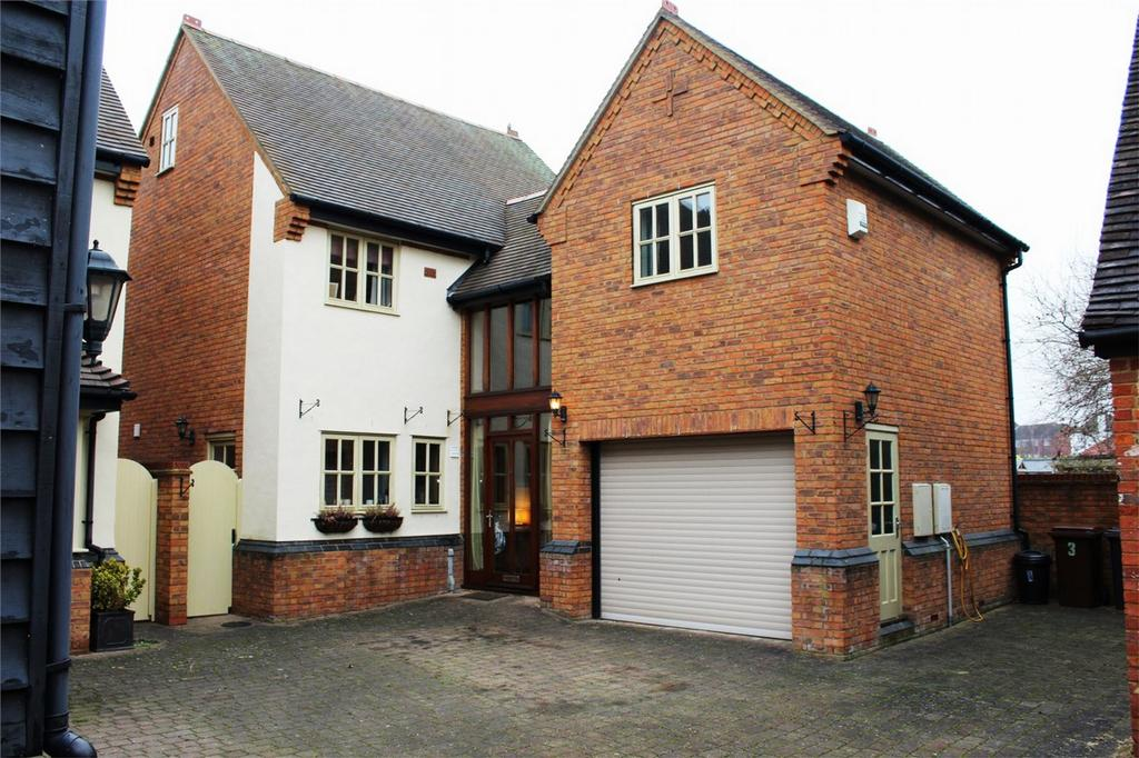 4 Bedrooms Detached House for sale in 3 Alexander Court, Whitehorse Street, Baldock, Hertfordshire