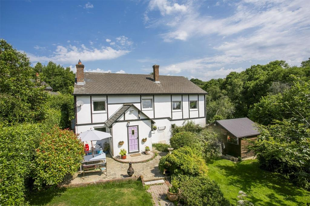4 Bedrooms Detached House for sale in Dodds Bottom, Nutley, East Sussex