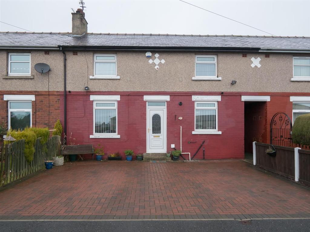 3 Bedrooms Terraced House for sale in Sharp Avenue, Bradford, BD6 1HB