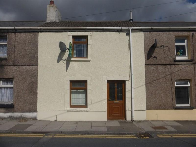 2 Bedrooms Terraced House for sale in Bridgend Road, Maesteg, Bridgend. CF34 0AJ