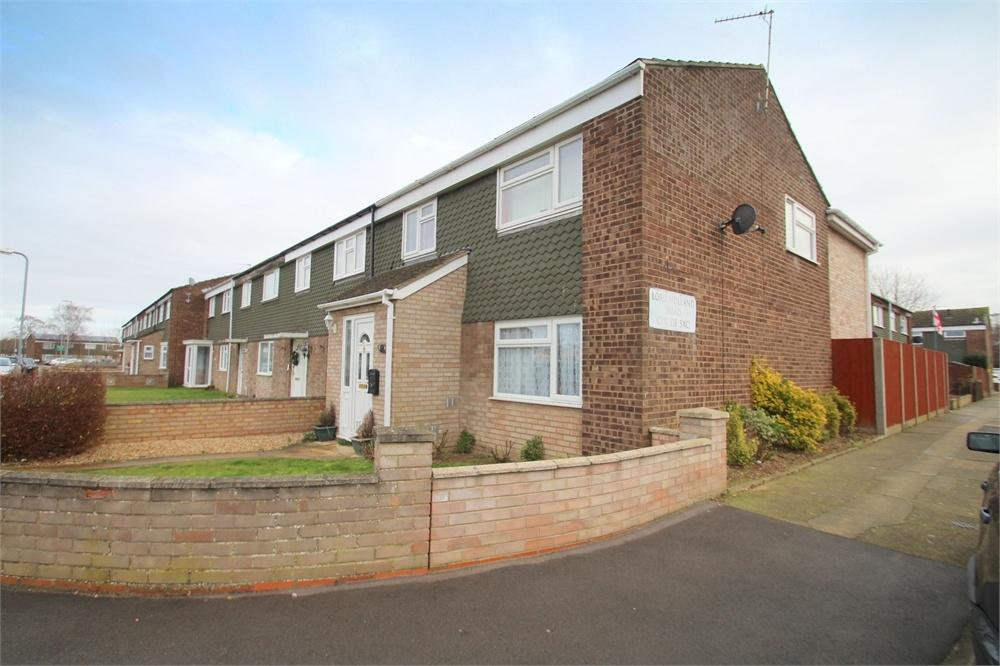 4 Bedrooms End Of Terrace House for sale in Gurdon Road, COLCHESTER, Essex