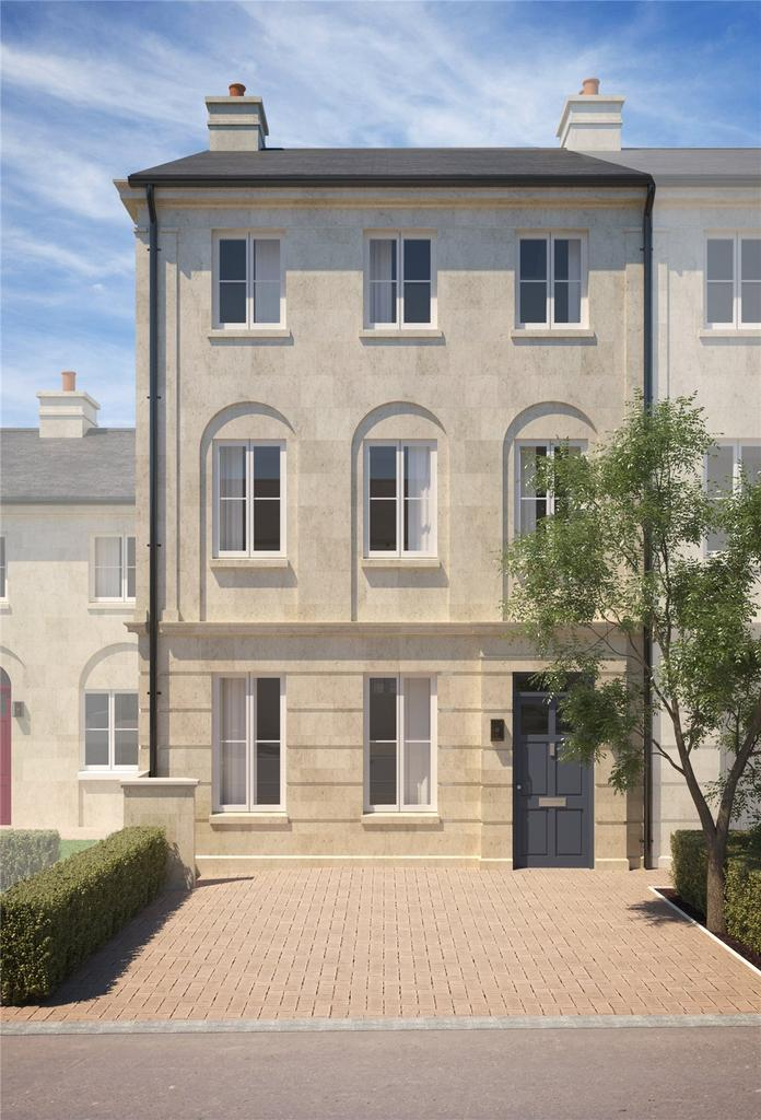 4 Bedrooms End Of Terrace House for sale in Coates II, Holburne Park, Warminster Road, Bath, BA2