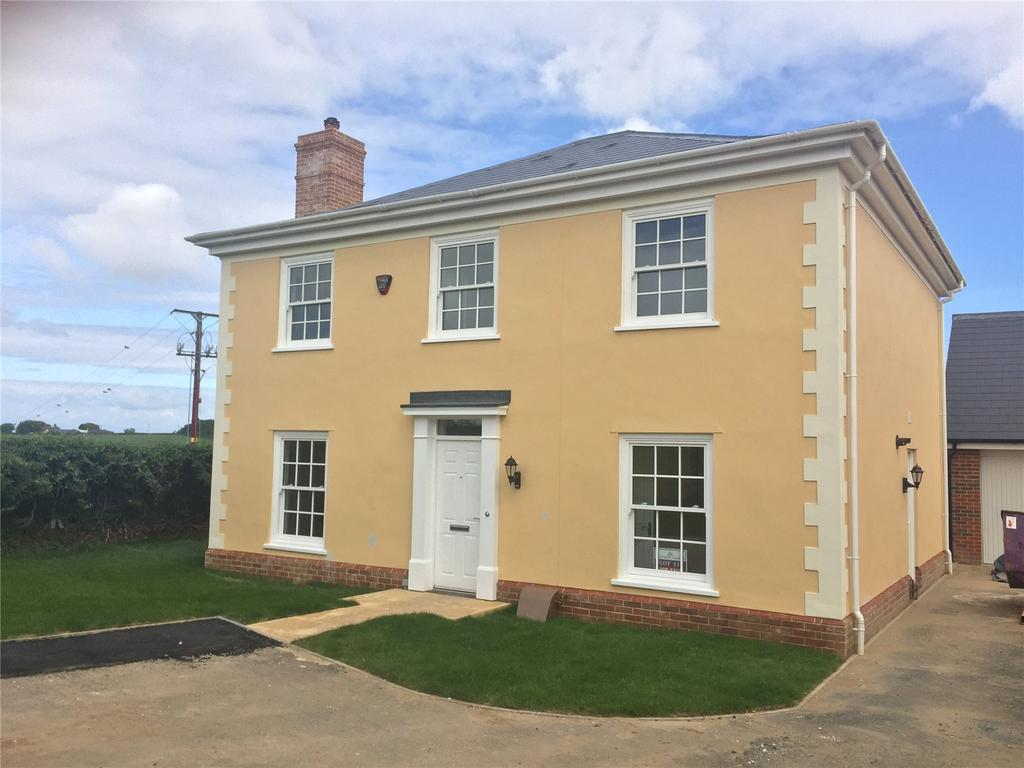4 Bedrooms Detached House for sale in Plot 118 Staithe Place, Fakenham Road, Wells-next-the-Sea, Norfolk, NR23