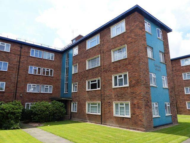 2 Bedrooms Flat for sale in Yenton Court,Chester Road,Erdington
