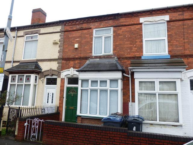 3 Bedrooms Terraced House for sale in Deykin Avenue,Witton,Birmingham