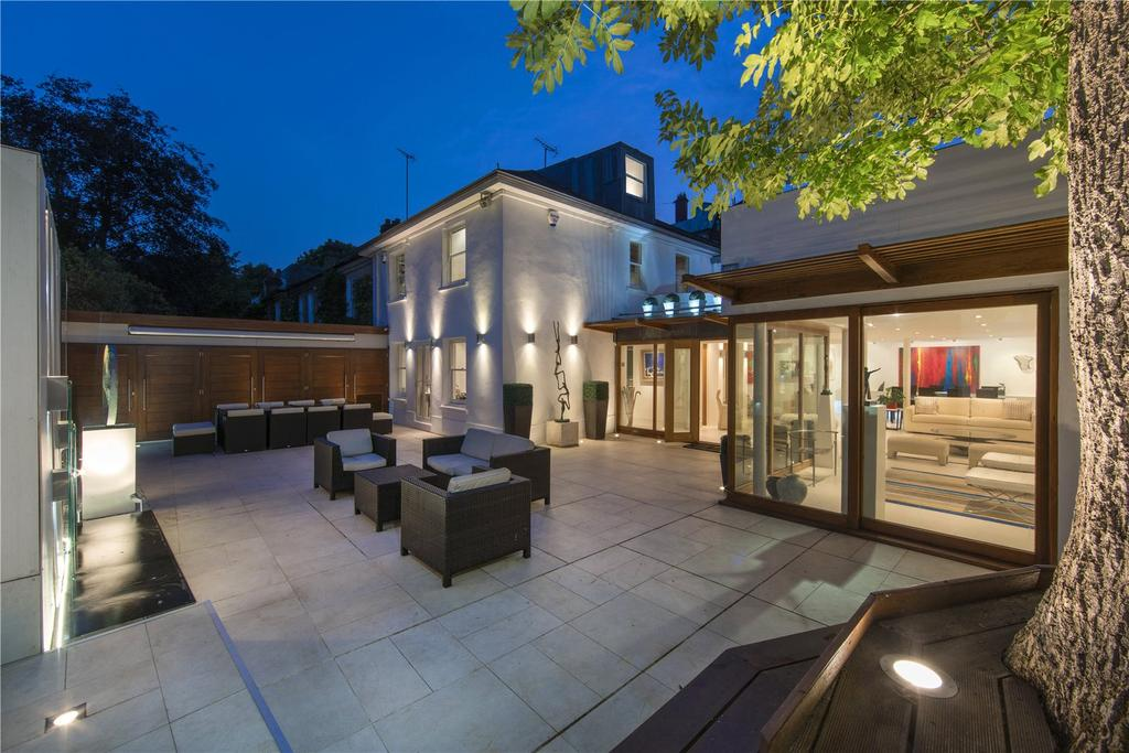 5 Bedrooms Detached House for sale in Elm Tree Road, St. John's Wood, London, NW8