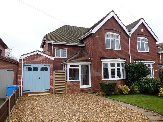 4 Bedrooms Semi Detached House for sale in Long Lane,Great Wyrley,Staffordshire