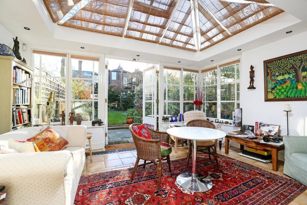 4 Bedrooms Semi Detached House for sale in St. Augustines Road, Camden, London, NW1