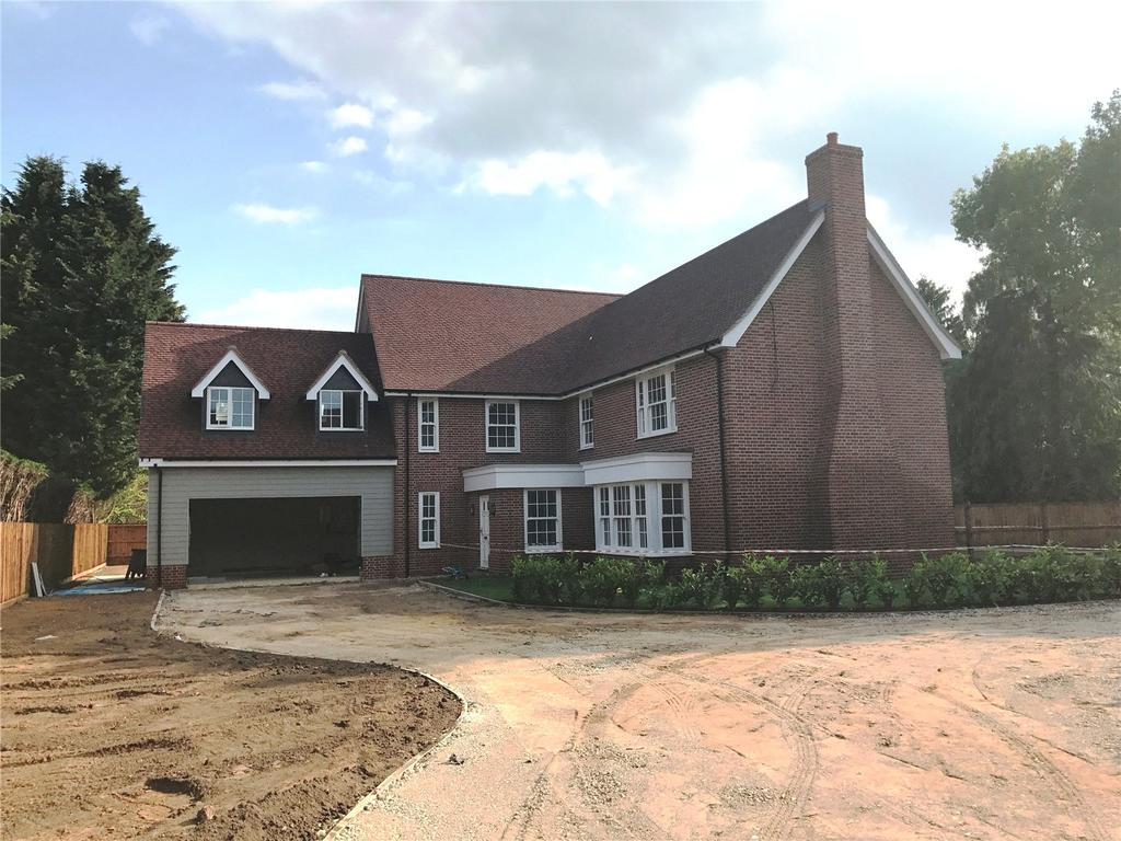 5 Bedrooms Detached House for sale in No 1 The Pines, Bucklesham Road, Ipswich, Suffolk, IP3