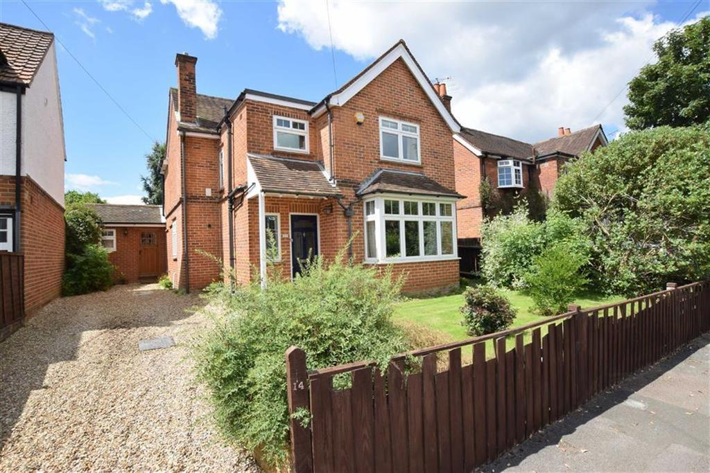 3 Bedrooms Detached House for sale in Buxton Avenue, Caversham Heights, Reading