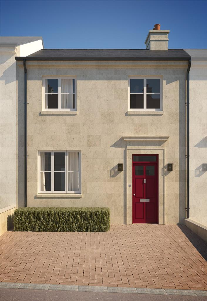 3 Bedrooms End Of Terrace House for sale in Carlisle, Holburne Park, Warminster Road, Bath, BA2