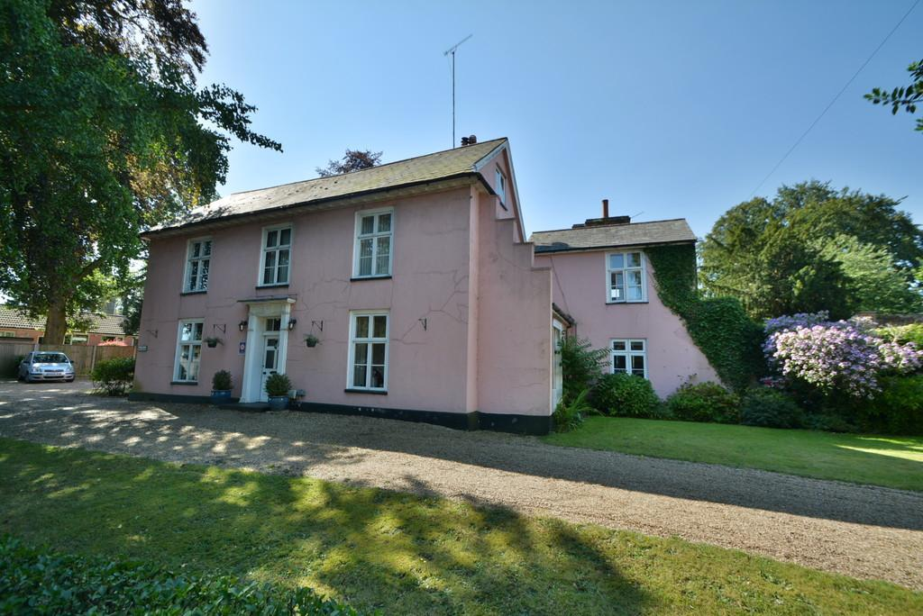 7 Bedrooms Detached House for sale in Sans Souci, Yoxford, Suffolk
