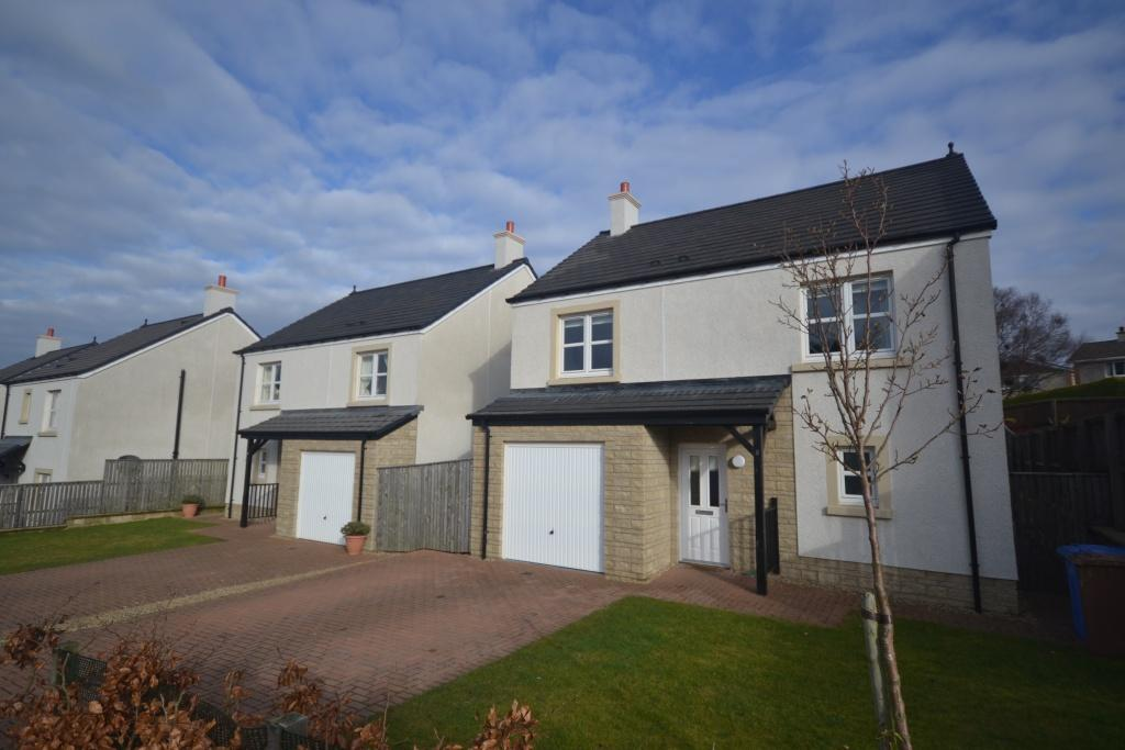 4 Bedrooms Detached Villa House for sale in 8 Loccard Park, Symington, KA1 5RZ