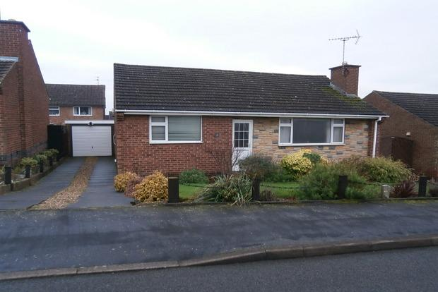 2 Bedrooms Detached Bungalow for sale in Ferrers Rise, Groby, Leicester, LE6