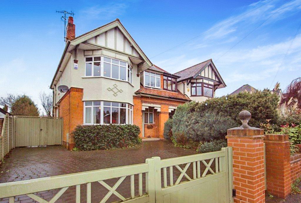5 Bedrooms Semi Detached House for sale in Timberdine Avenue, Worcester, Worcestershire, WR5