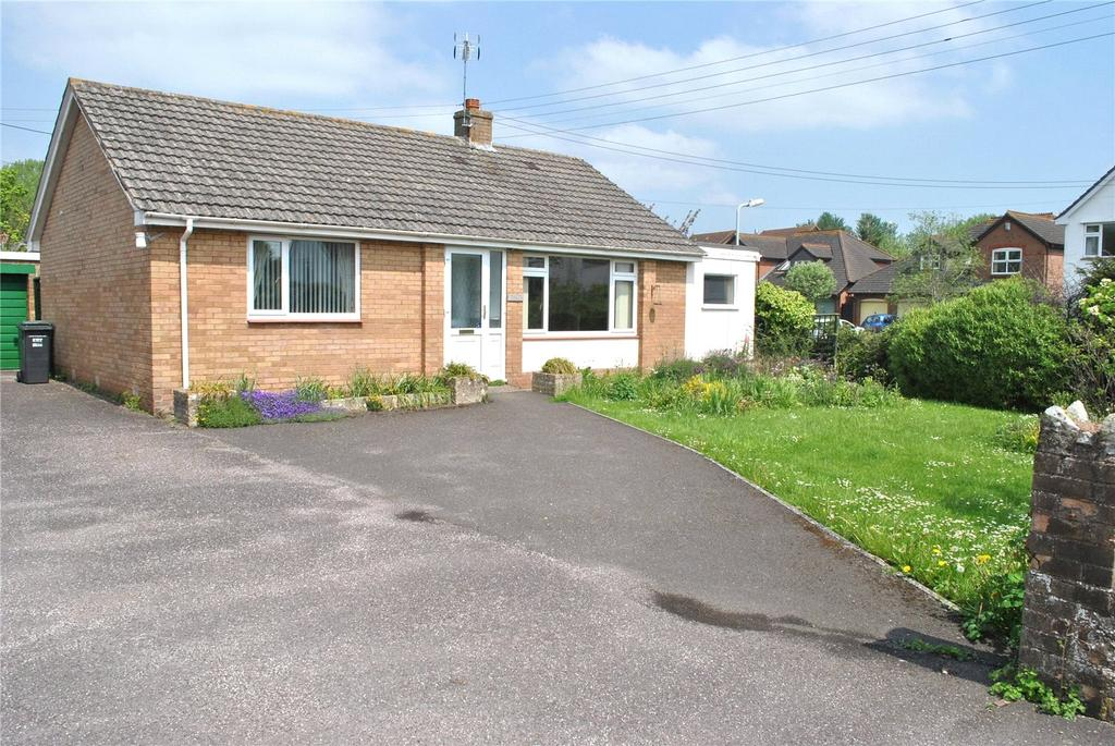 2 Bedrooms Bungalow for sale in Footlands Close, Sherford, Taunton, Somerset, TA1