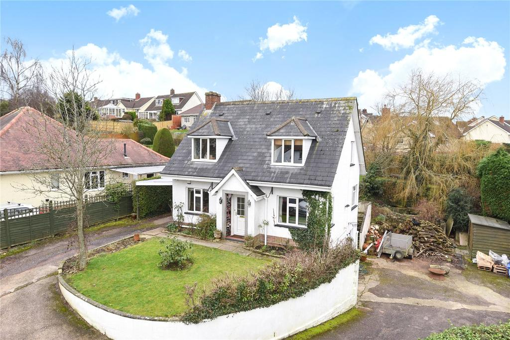 4 Bedrooms House for sale in Kings Road, Honiton, Devon, EX14