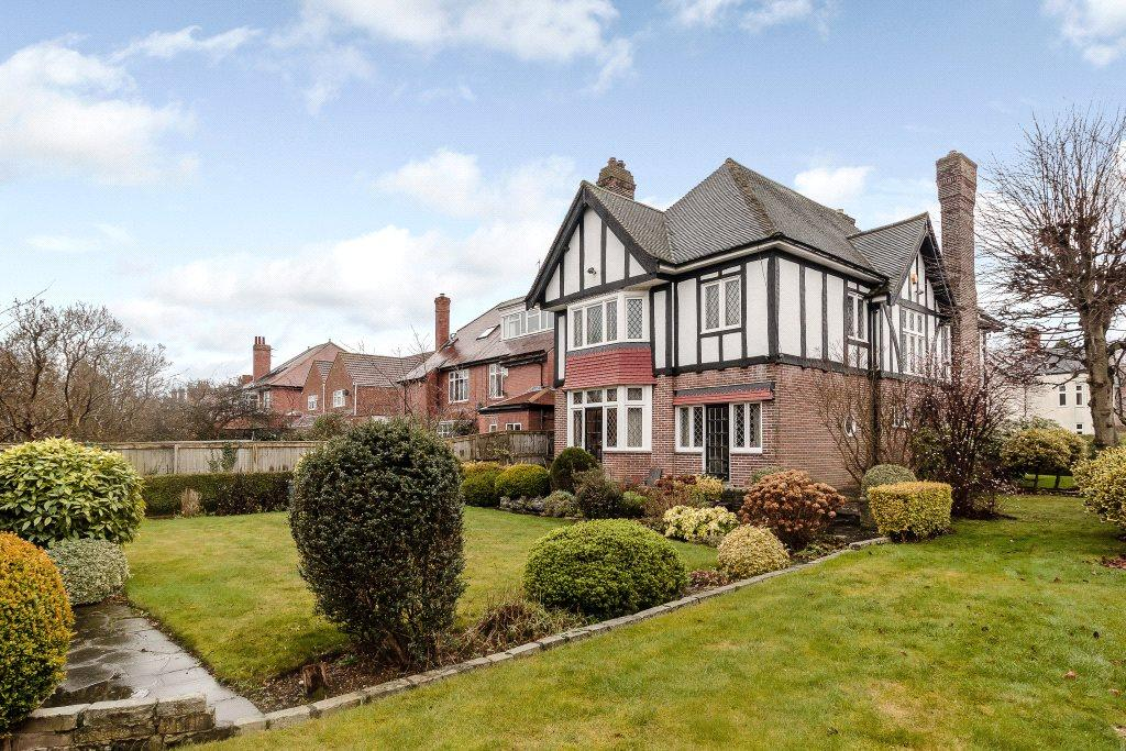 5 Bedrooms Detached House for sale in Tudor House, Kenton Avenue, Gosforth, Newcastle Upon Tyne, Tyne And Wear