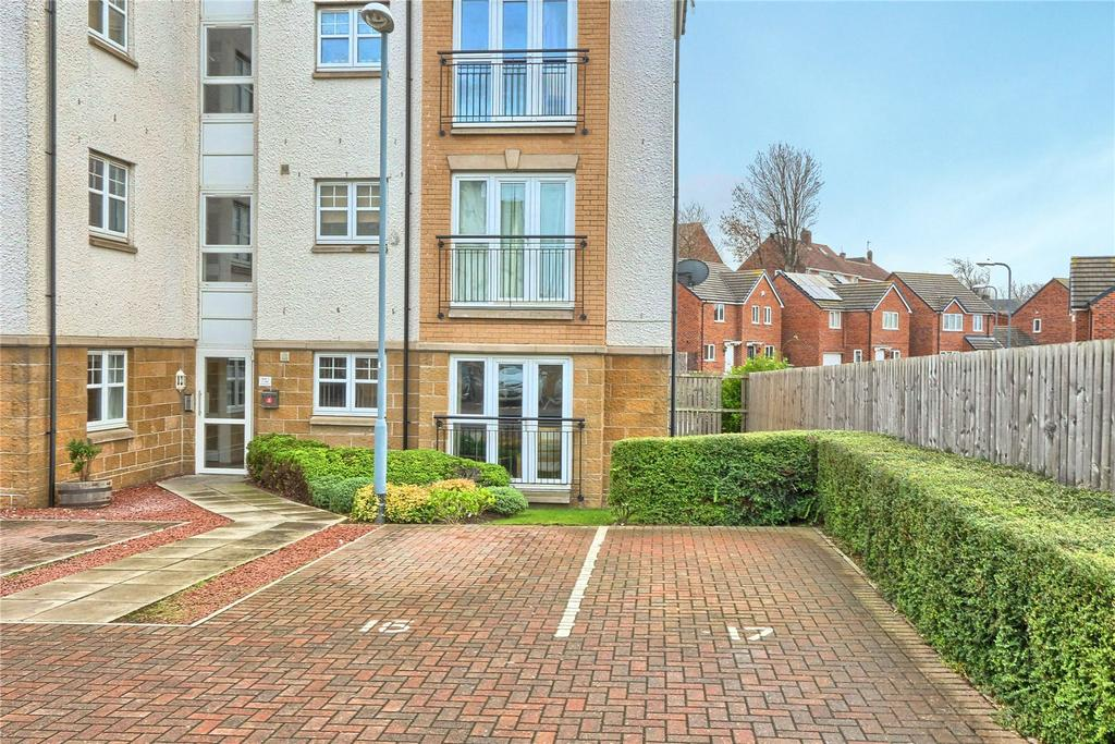 2 Bedrooms Flat for sale in Sun Gardens, Thornaby