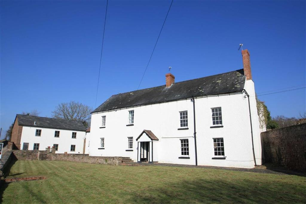 5 Bedrooms Detached House for sale in SELLACK, Ross On Wye, Herefordshire