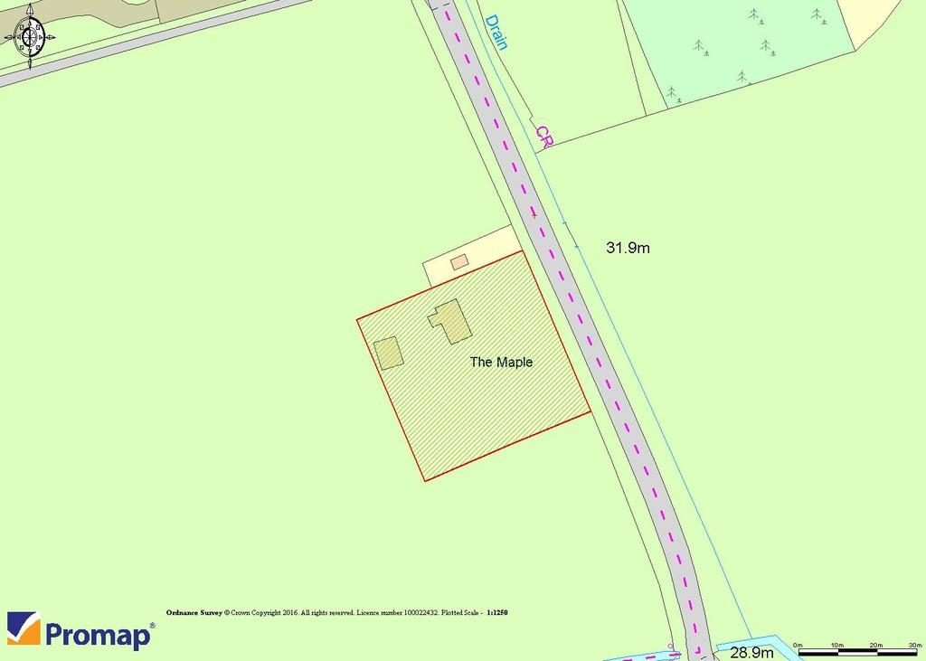 Land Commercial for sale in Shadingfield, Suffolk