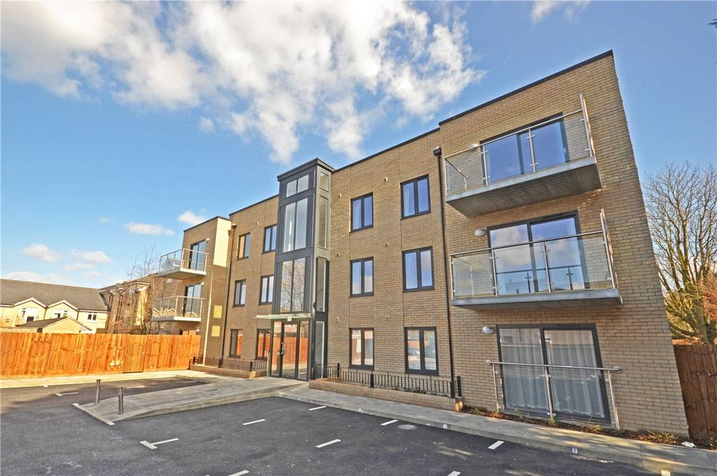 2 Bedrooms Apartment Flat for sale in Edeva Court, Wulfstan Way, Cambridge, CB1