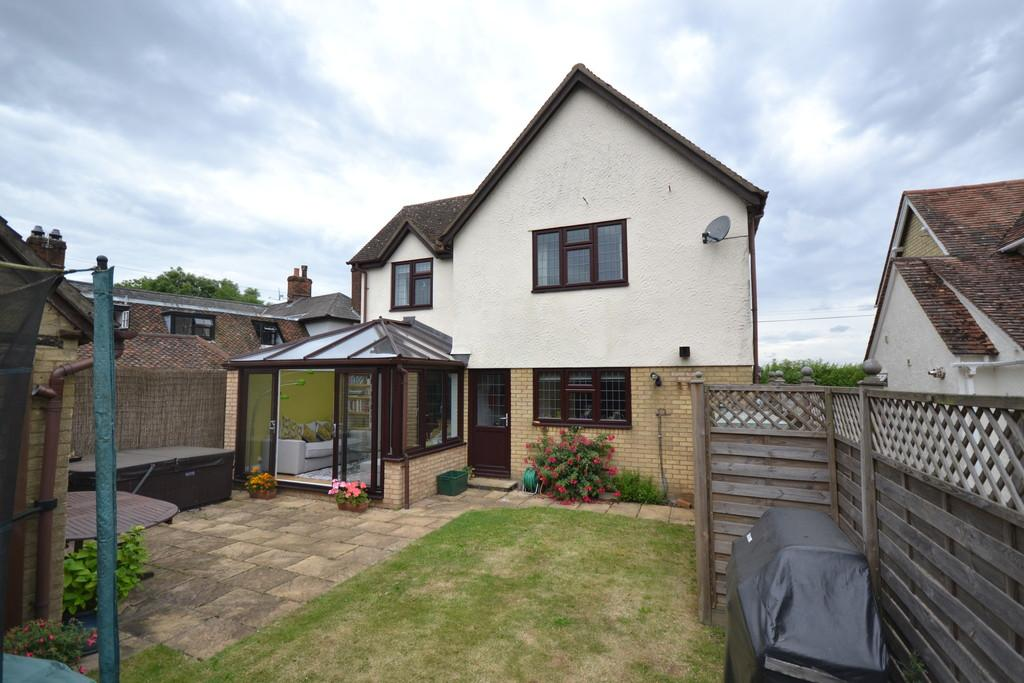 3 Bedrooms Detached House for sale in 41 Chishill Road, Heydon, Royston, SG8 8PN