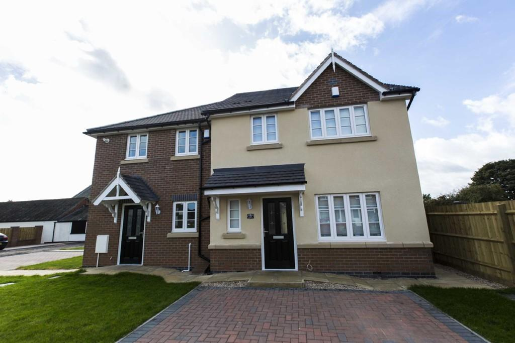3 Bedrooms Semi Detached House for sale in Hill Street, Burntwood