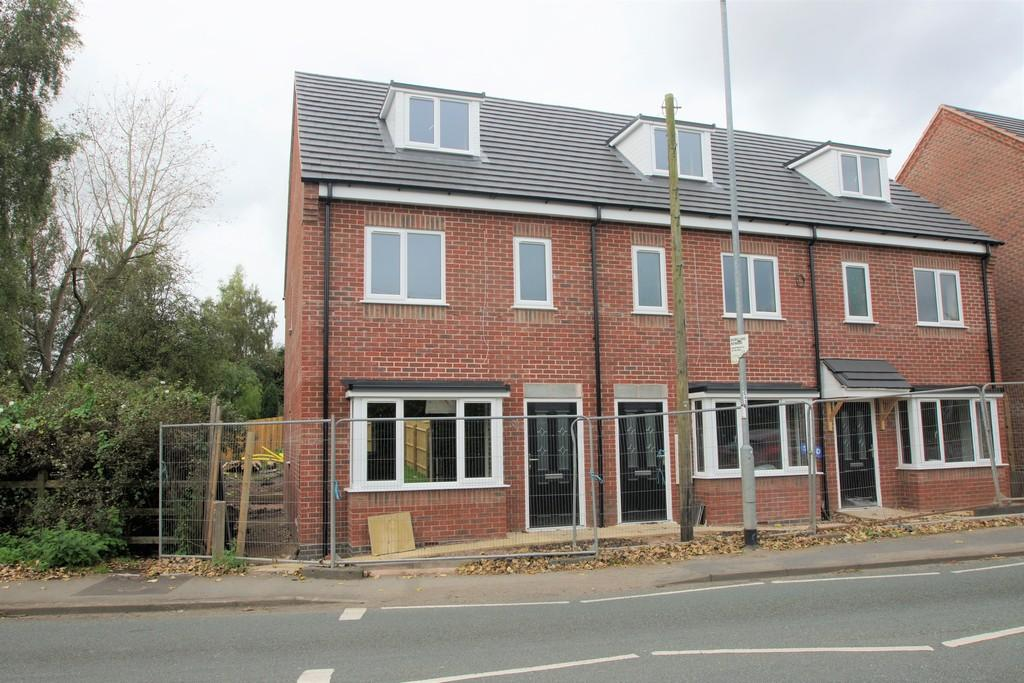 3 Bedrooms End Of Terrace House for sale in New Build, Plot 11, Burgoyne Street, Cannock