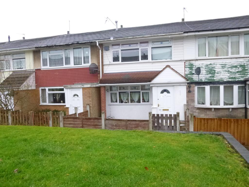 3 Bedrooms Terraced House for sale in Chepstow Way, Bloxwich, Walsall