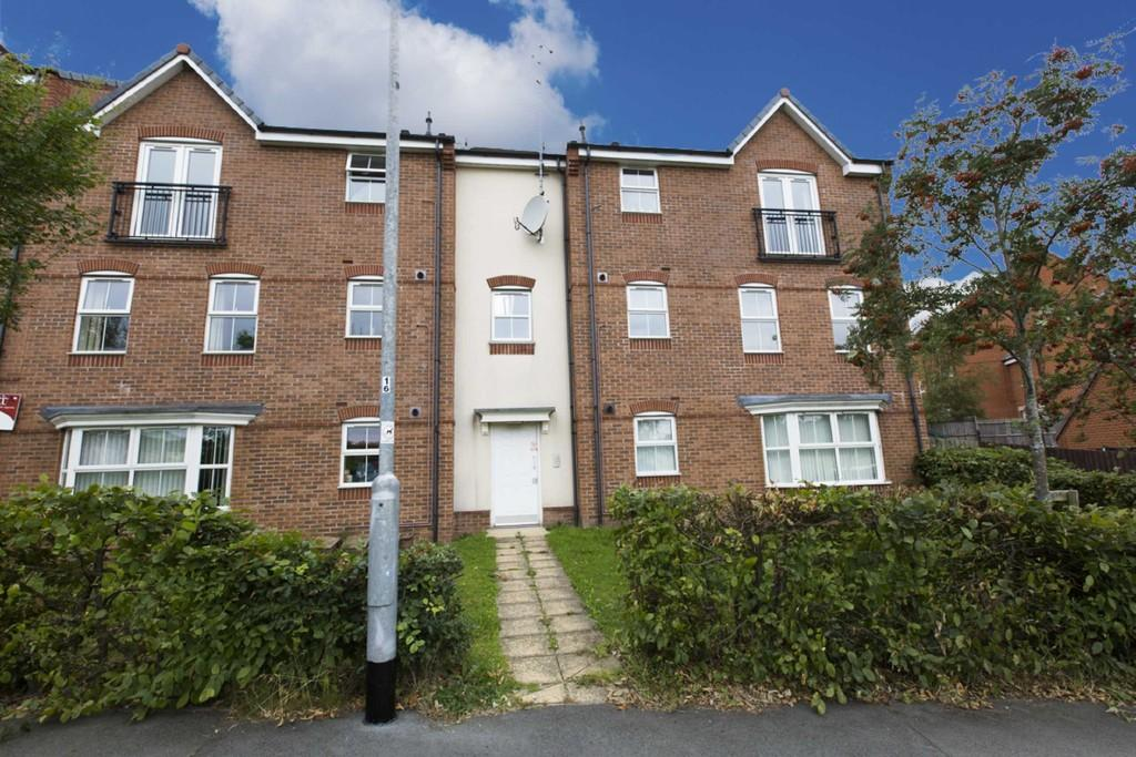 2 Bedrooms Apartment Flat for sale in Lupin Drive, Huntington