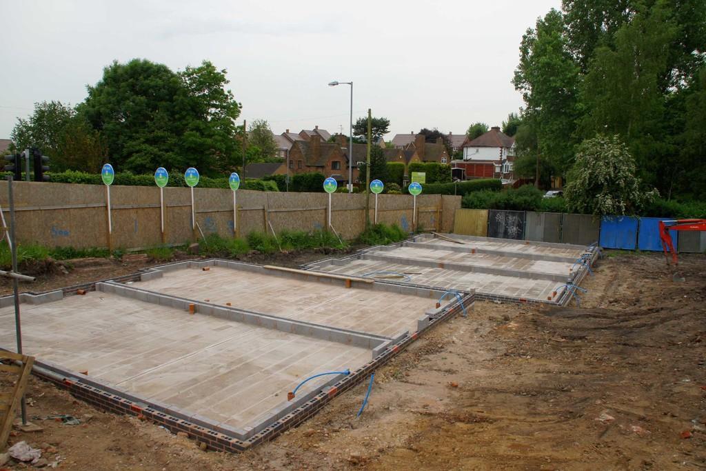 3 Bedrooms Semi Detached House for sale in New Build, Plot 8, Burgoyne Street, Cannock