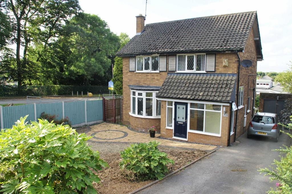 3 Bedrooms Detached House for sale in Weston Road, Stafford